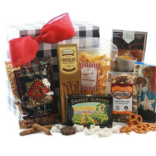 K-Cup Madness – K-Cup Coffee Gift Basket