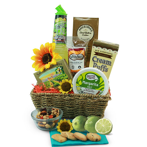 Margarita Madness Margarita Gift Basket Gift Ideas