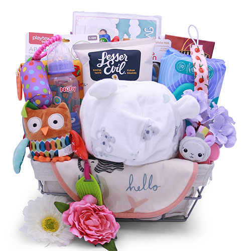 Oh Baby! – Baby Gift Basket