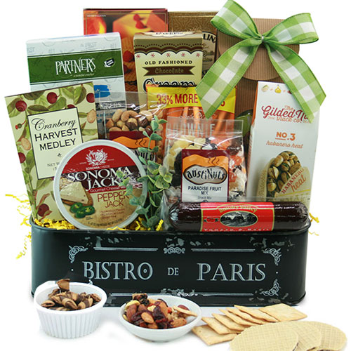 Prestige – Gourmet Gift Basket