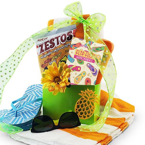 Summer Sensation – Summer Gift Basket