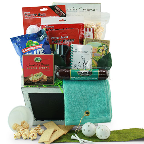 The Masters – Golf Gift Basket