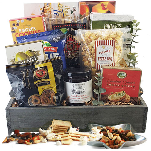 Trailride Treats – Texas Gift Basket