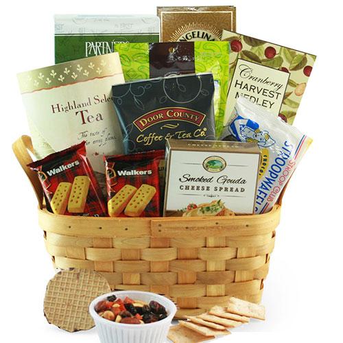 Warm Wishes - Gourmet Gift Basket
