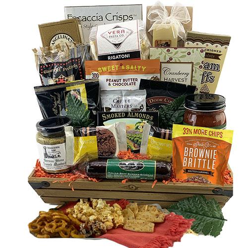 Happy Trails - Texas Gift Basket